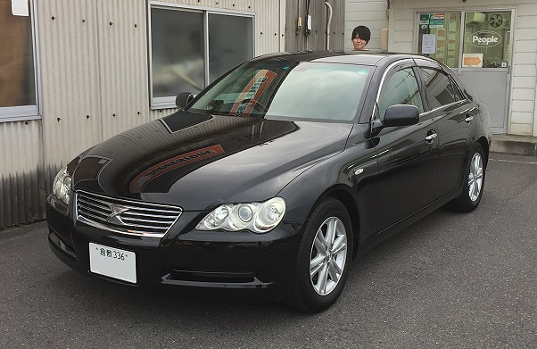 TOYOTA MARK-X