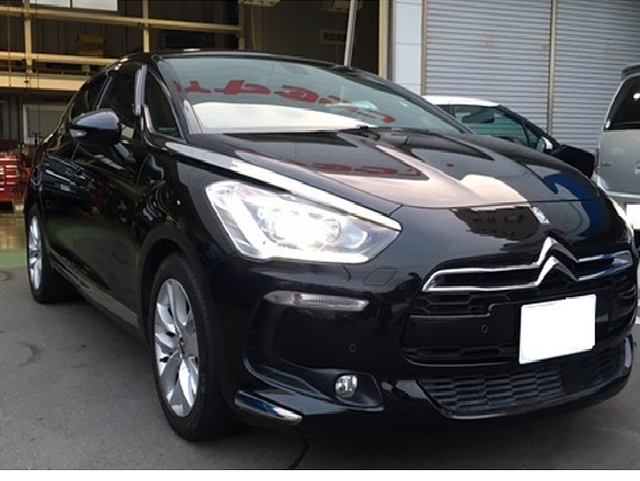 DS5 ご納車させて頂きました♪