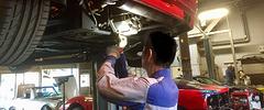 輸入車・国産車 修理・整備画像